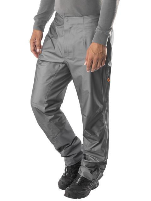 Mammut Nordwand Light - Pantalones de Trekking Hombre - gris